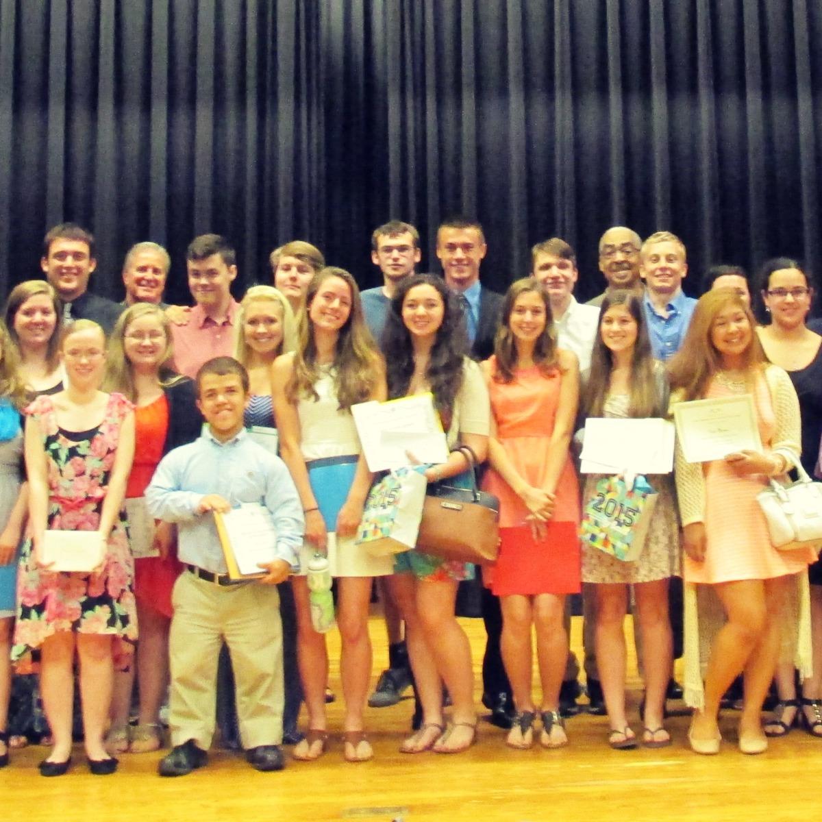 Headwaters Scholarship Recipients