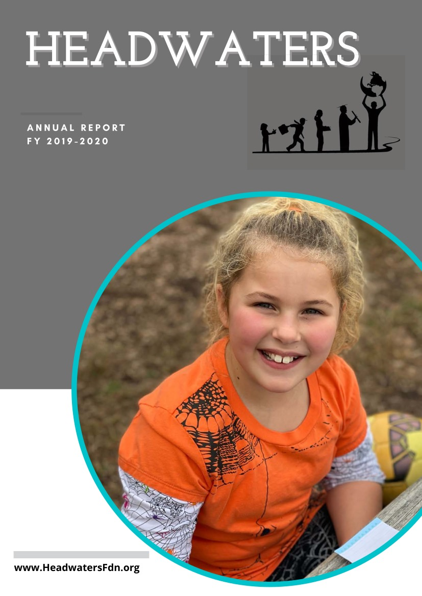 Headwaters  2019-2020 Annual Report